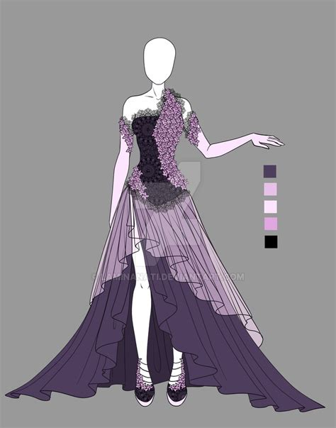 ispirato design purple not just for a girls bedroom adoptable outfit 9 closed by laminanati on deviantart