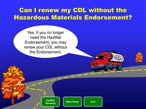How Does Hazmat Background Check Take Ppt Hazmat Powerpoint Presentation Id 1779850