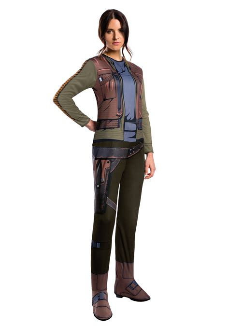 wars costumes jyn erso s costume from wars rogue one