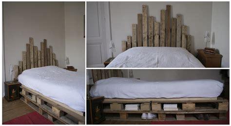 tete de lit en bois pas cher
