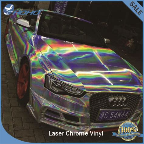 holographic car aliexpress com buy sale 1 49x20m 4 8x65ft laser
