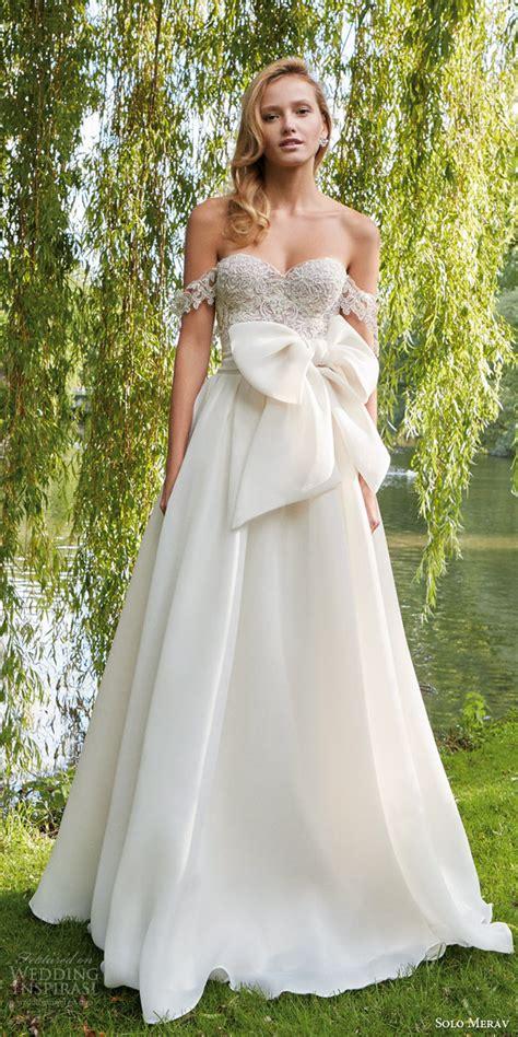 Pretty Wedding Dresses by Merav 2016 Wedding Dresses With