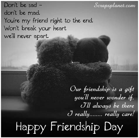 day best friend quotes happy friendship day cards for best friend handmade