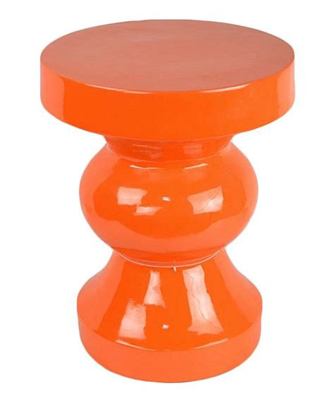 Stool Orange Color by 1000 Images About Bedroom Design On Pewter