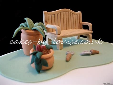 fat girl cakes bench scraper ladies on bench cake ideas and designs