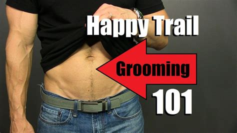 what are the best manscaping tips with pictures happy trail grooming tutorial advanced manscaping