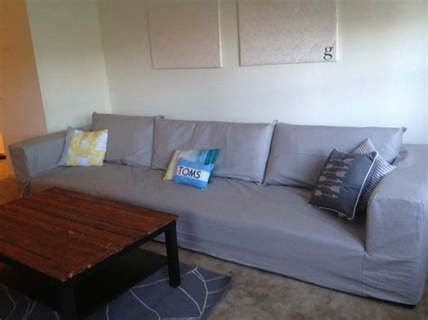 how to change sofa cover easy diy slipcover for your couch great way to change the