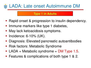 Dm Lada Pathology Of Diabetes
