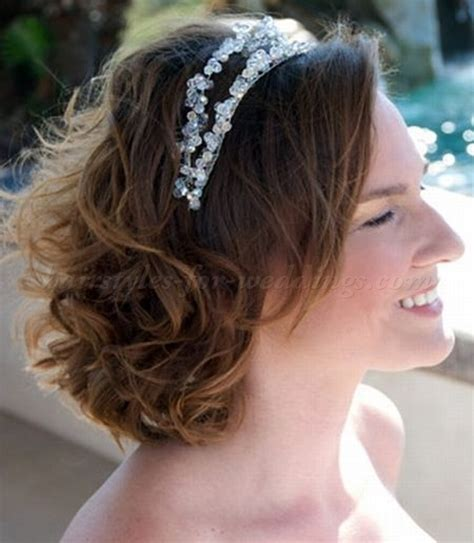 Wedding Hairstyles For Medium Length Hair To The Side by Wedding Hairstyles For Medium Length Hair Of