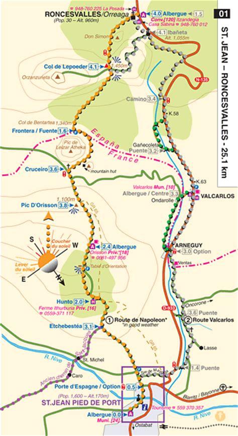 a pilgrim s guide to the camino de santiago camino francã s â st jean â roncesvalles â santiago camino guides books camino pilgrim guides camino santiago de compostela
