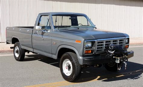 1986 ford f250 the gallery for gt ford truck 1986 f250