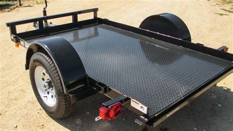 having a house built man without experience builds a small cing trailer with