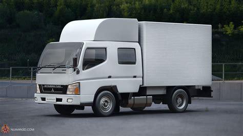hauk designs peterbilt 100 mitsubishi fuso 4x4 crew cab sold 2004 fuso fg