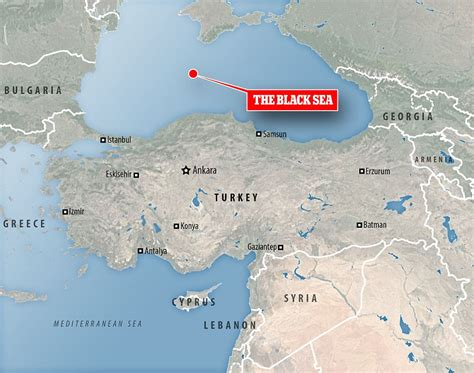 black sea the black sea s treasures revealed daily mail