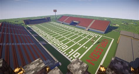 Image Gallery Minecraft Stadium
