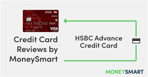 how to make hsbc credit card payment hsbc advance credit card moneysmart review 2018