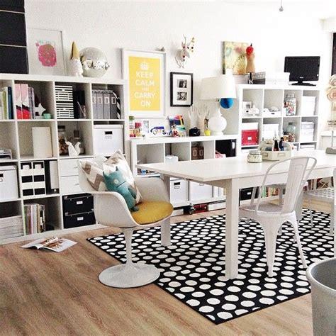kallax ideas desk table with ikea kallax shelves ikea ideas pinterest