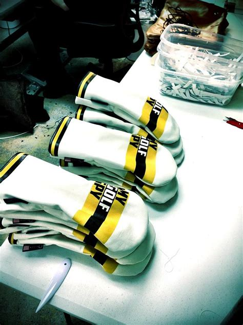 Handmade Golf Headcovers - vote now golf pics of the week