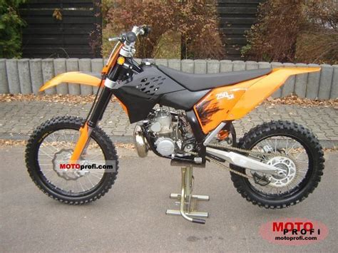 Ktm 250 Sx Horsepower Ktm 250 Sx 2007 Specs And Photos