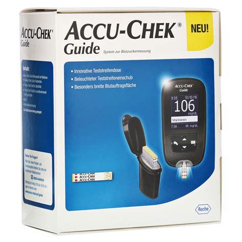 Accu Chek 3 accu chek guide blutzuckermessger 228 t set mg dl 1 st 252 ck