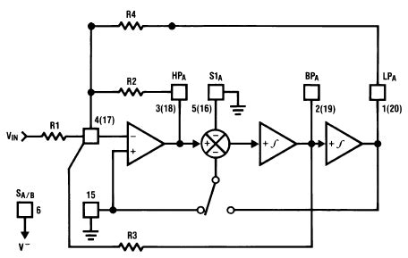 switched capacitor butterworth filter switched capacitor fractional step butterworth filter design 28 images 5th order switched