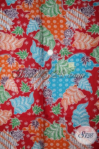 Kain Batik Katun Aneka Motif Ii toko aneka kain batik terlengkap menawarkan batik motif