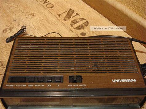 len 70iger jahre radiowecker universum 70er radio holzdekor mit digitalzahlen