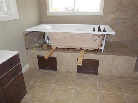 Bathtub Leaks Through Ceiling photos from new construction home inspections part iii