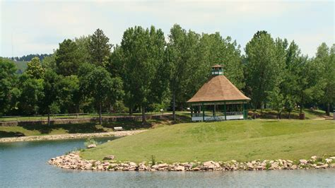parks in rapid city and black hills south dakota - Paddle Boats Rapid City Sd