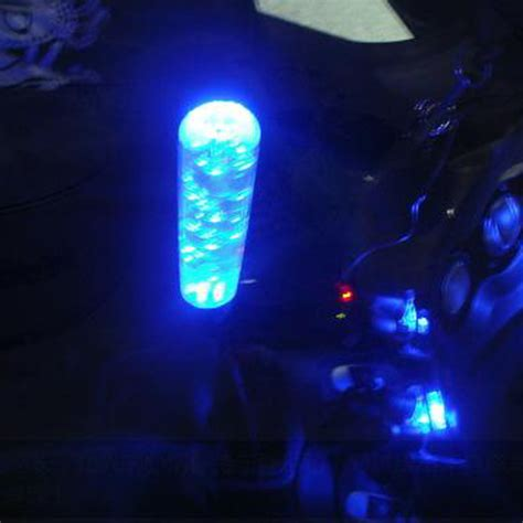 Led Shift Knob by Universal 15cm Led Light Shift Knob