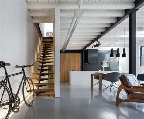 home design show montreal le 205 urban residence in montreal by atelier moderno