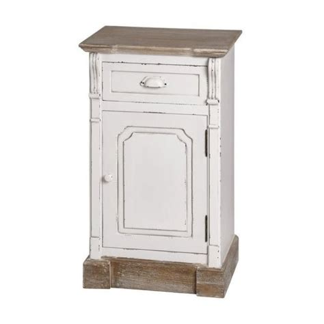 new england shabby chic bedside cabinet antique white from homesdirect 365 uk