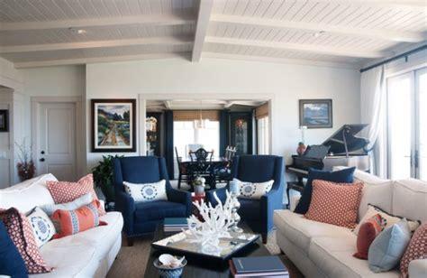 nautical family room nautical decor ideas from ship wheels to starfish