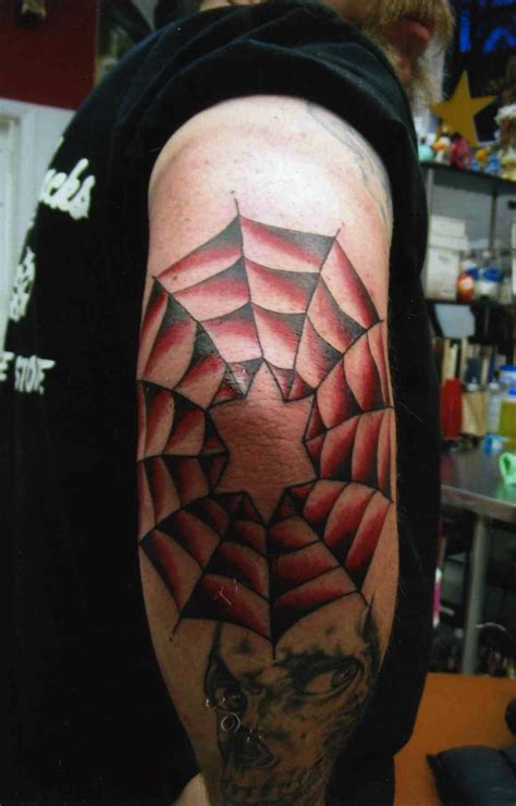 tattoo design elbow spider web tattoos designs ideas and meaning tattoos