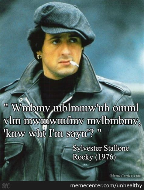 Stallone Meme - sylvester memes best collection of funny sylvester pictures