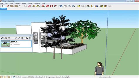 animation tutorial for sketchup how to create scenes and do basic animation in google