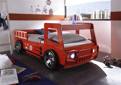 letto camion pompieri 70 letti per bambini a forma di macchine e veicoli vari
