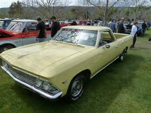 chevrolet el camino and ford ranchero what s in a name