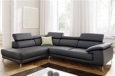 divani angolari in pelle in offerta divano angolare in pelle family
