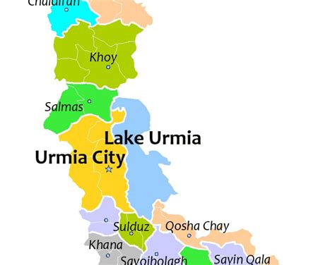 middle east map lake urmia lake urmia news اخبار دریاچه اورمیه the drying of lake