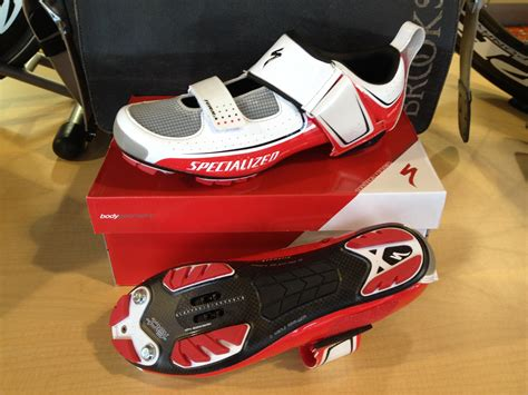 triathlon bike shoe specialized releases limited edition 74 s works road