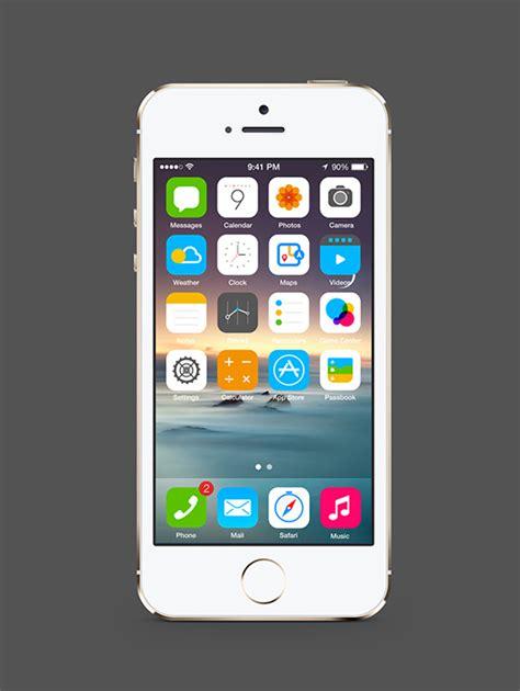 layout app ios 8 设计人员应该看的15个很酷的 ios 8 设计 梦想天空 山边小溪 博客园