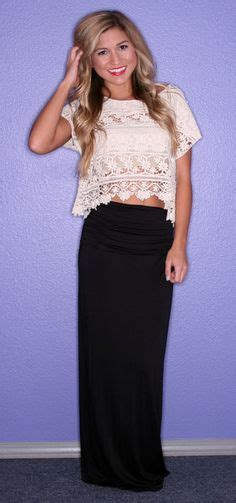 pics for gt what to wear with a black skirt