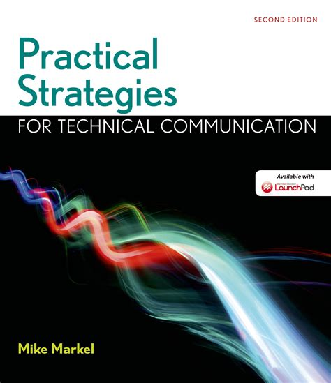 technical communication macmillan learning practical strategies for technical
