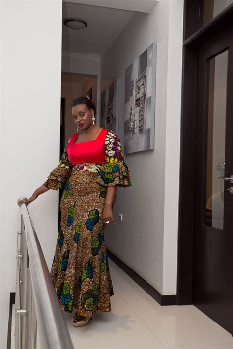 tanzania khanga designs ciaafrique kitenge ankara khanga plus dress african