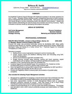 csr resume or customer service representative resume