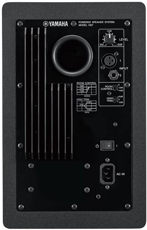 Speaker Yamaha Hs7 yamaha hs7 keymusic