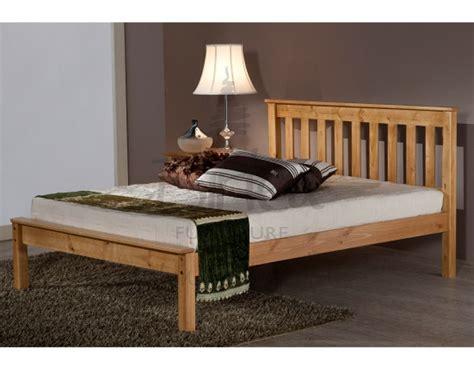 Bed Frames Denver Birlea Denver 4ft6 Pine Wooden Bed Frame By Birlea