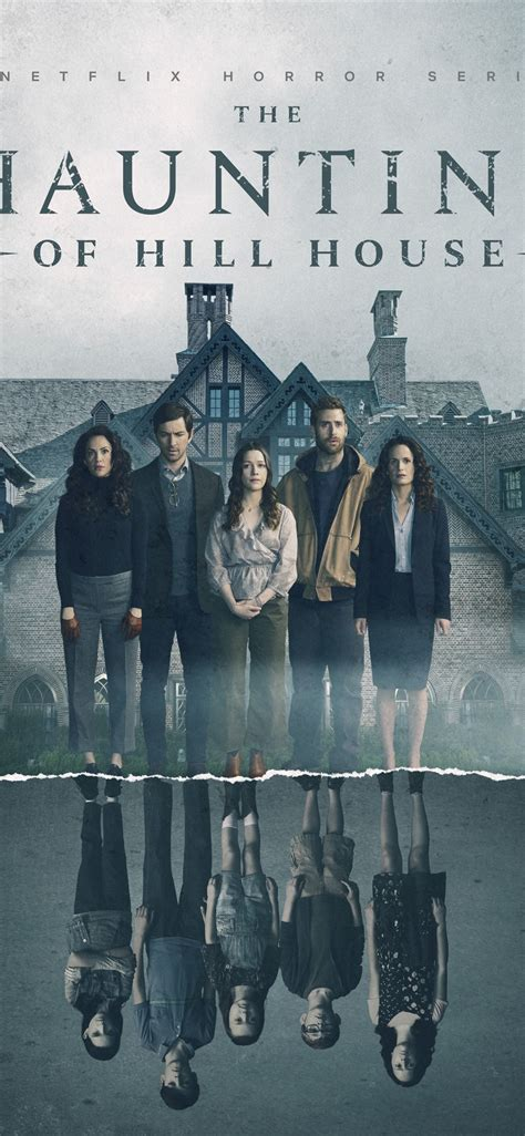 wallpaper  haunting  hill house tv series