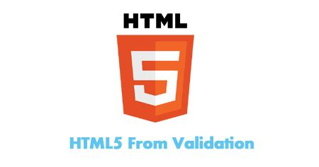 html5 pattern validation not working html5 form validation mostlikers